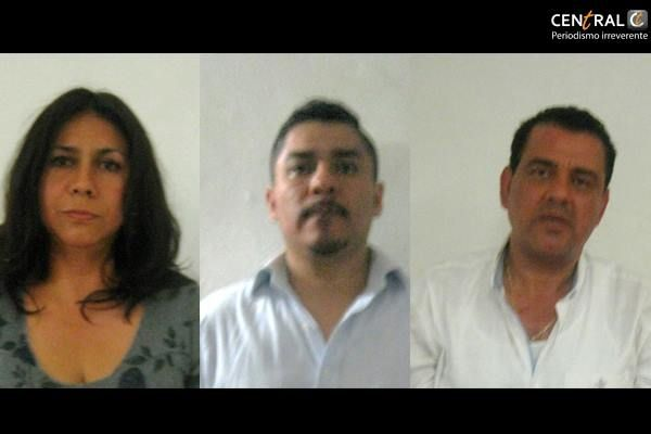 Excandidata de MC y Federal lideraban banda de extorsionadores de bares en Puebla (VIDEO)