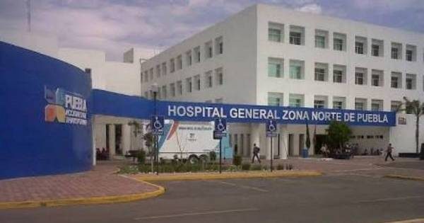 Serán evacuados 180 pacientes del Hospital del Norte por fuga de gas LP en Puebla (VIDEO)
