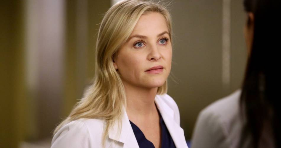 'Dr. Arizona Robbins' deja Grey's Anatomy